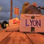 Stuck on the way to Lyon