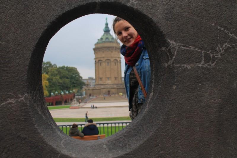 Tina in Mannheim