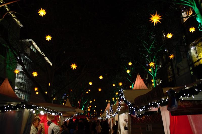 Mannheimer Christmas market