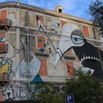 picoas graffiti bird