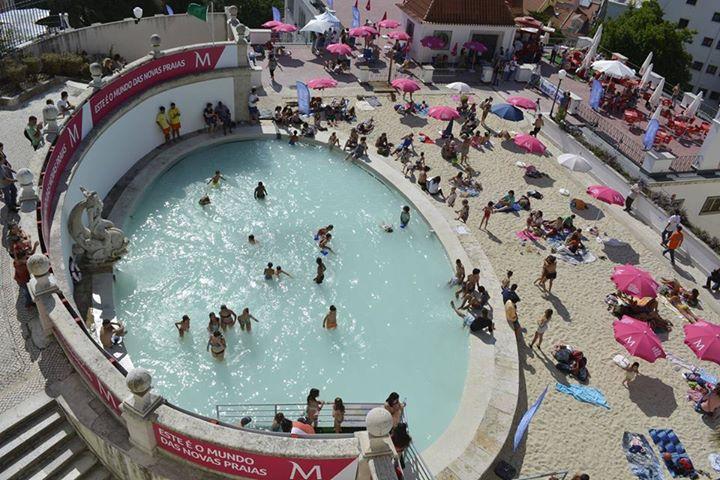 Jardim do Torel poolparty 2015
