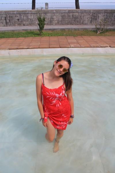 Oriente swimming pool
