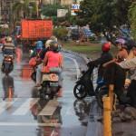 Balinese traffic