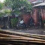 Rainy day in Bali