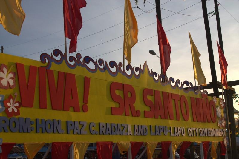Viva Sr. Santo Niño – Lapu-Lapu