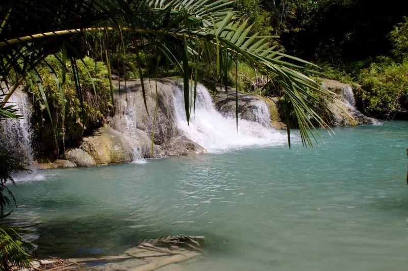 Cambugahay Falls second waterfall