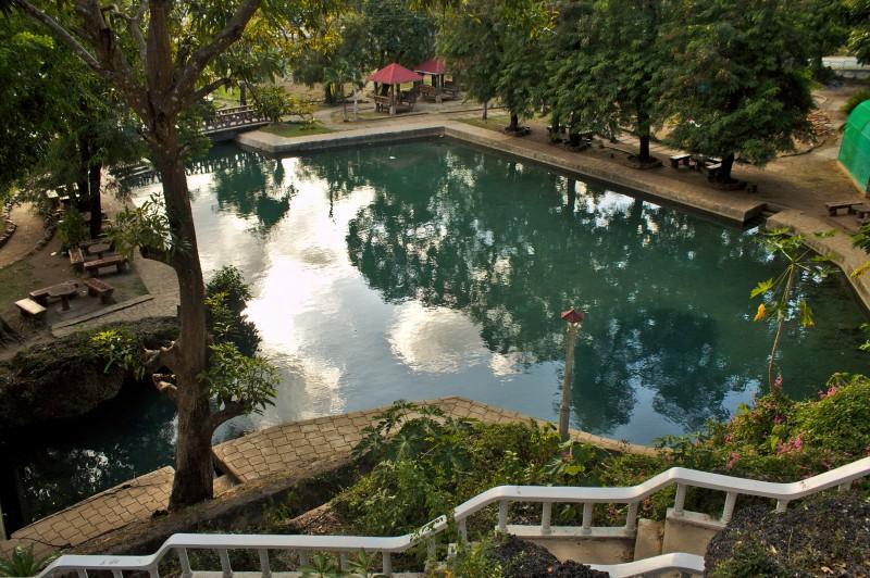 Capilay Spring Park, San Juan