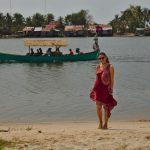 Kampot riverside