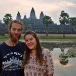 Us at Angkor Wat