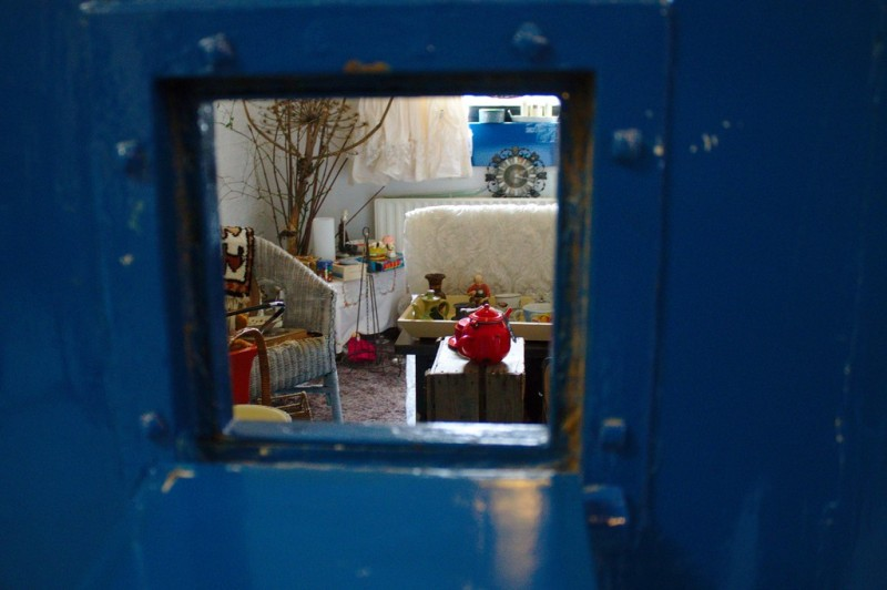 Prison cell (Blokhuispoort Leeuwarden)