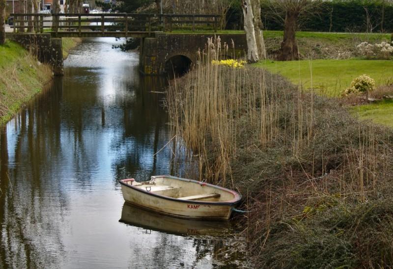 Friesland countryside (Sint Anneparochie)