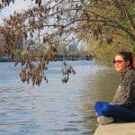 Tina Berlin waterside