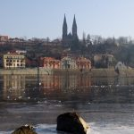 Prague winter - Vyšehrad
