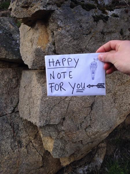 Happy Place, Happy Note, Orlík