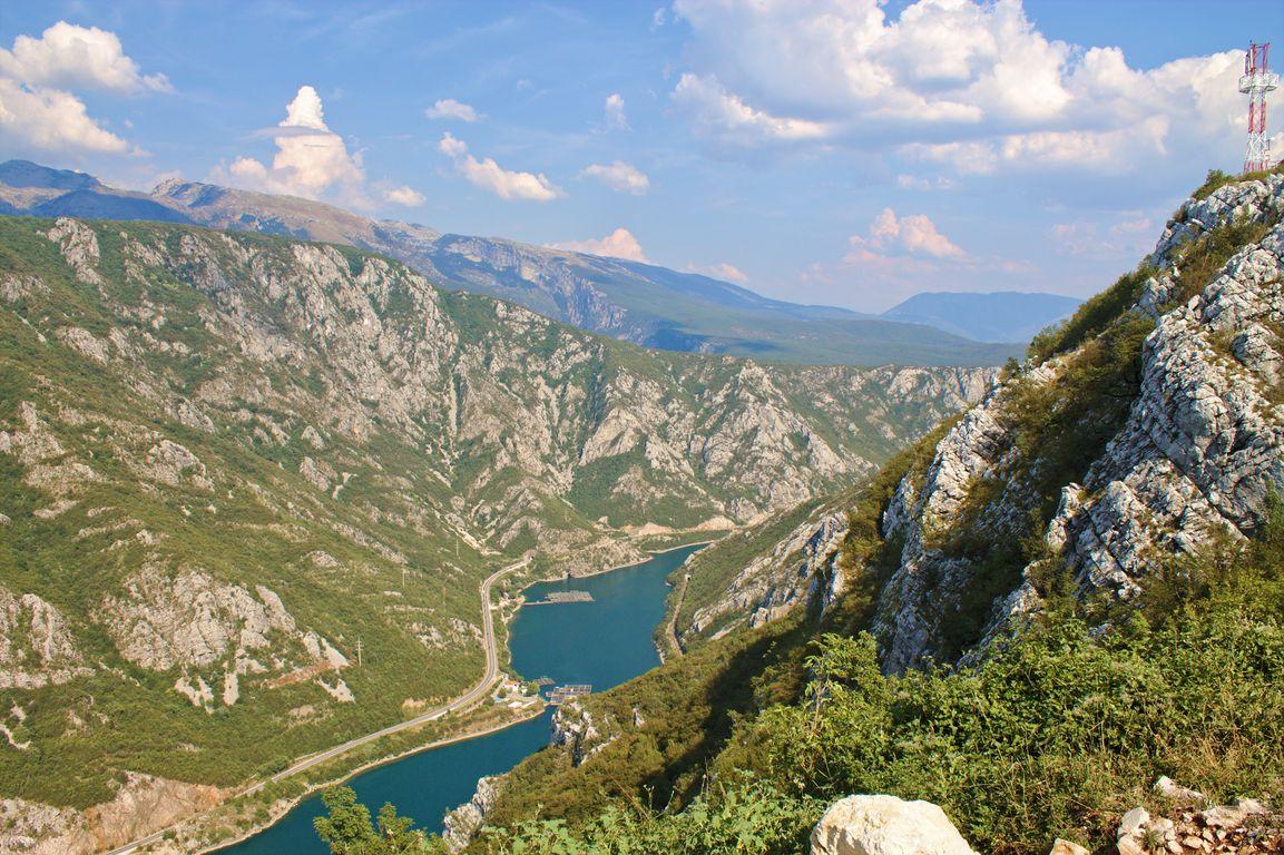 Bosnia, Mostar, Neretva