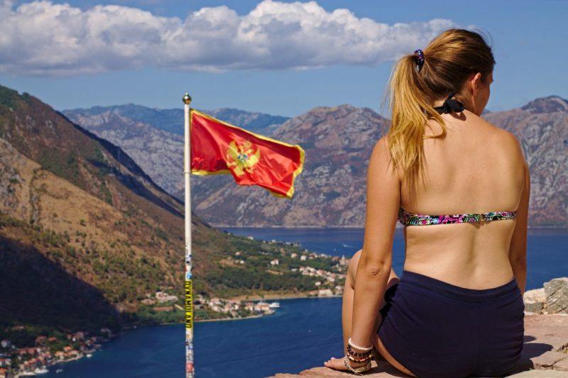 Montenegro, Kotor, San Giovanni, view