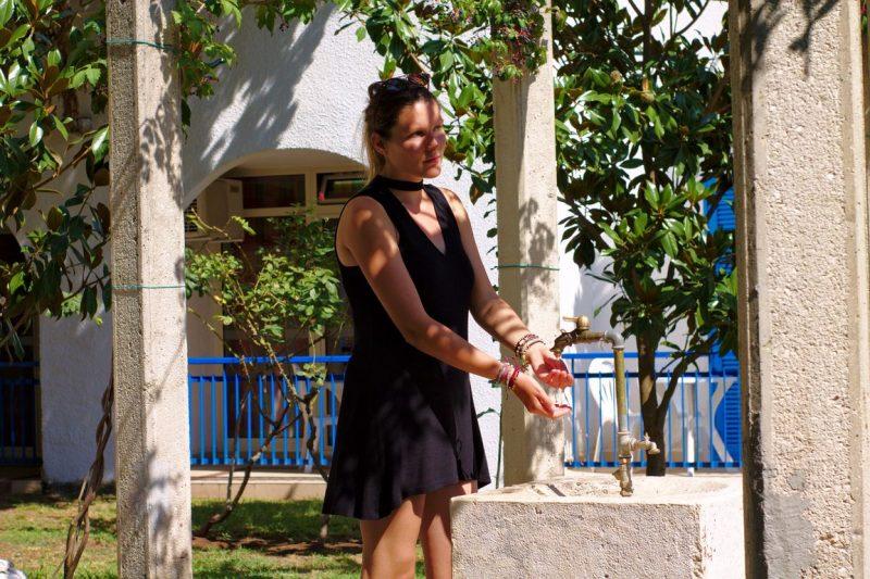 Montenegro, Budva, Hotel Aleksander